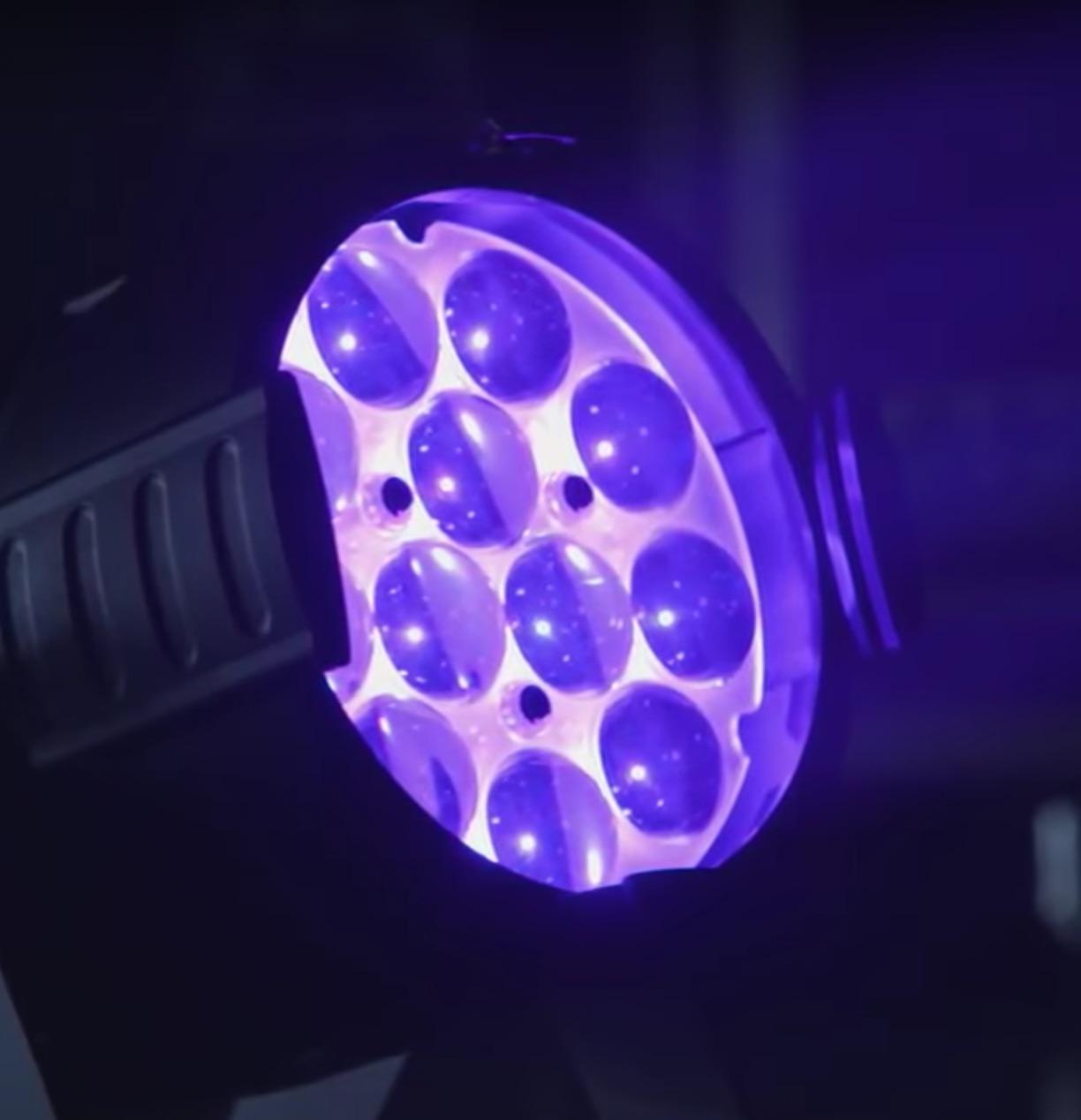Projecteur pour chromathérapie